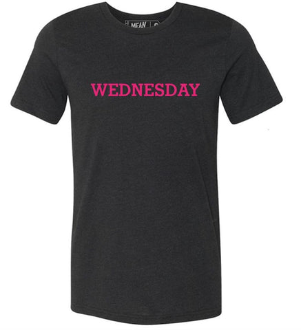 MEAN GIRLS Wednesday Tee
