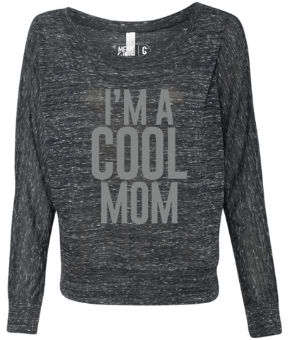 MEAN GIRLS Cool Mom Long Sleeve Tee