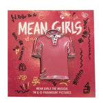 MEAN GIRLS Pink Polo Enamel Pin