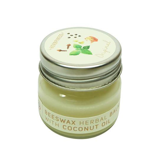 BEESWAX HERBAL BALM 20g