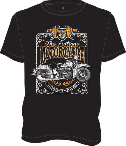 Tee: BLACK-1940 HD ULH Front