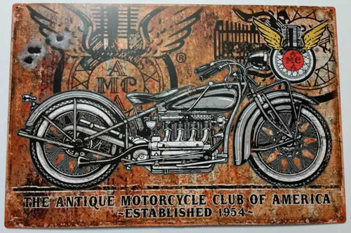 Wall Decor: Bullet - Metal 24