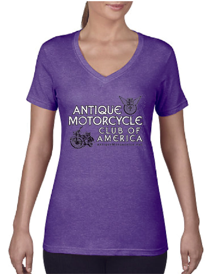 Ladies V: Purple-AMCA