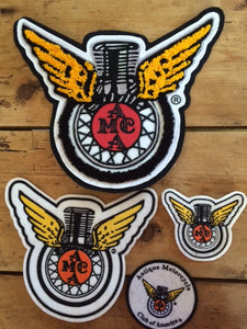 Patch: Winged Patch-7""
