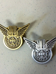 Pin: Collector BRONZE or SILVER