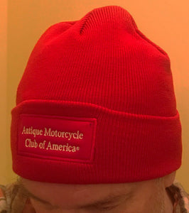 Sweater Cap: Embroidered Name
