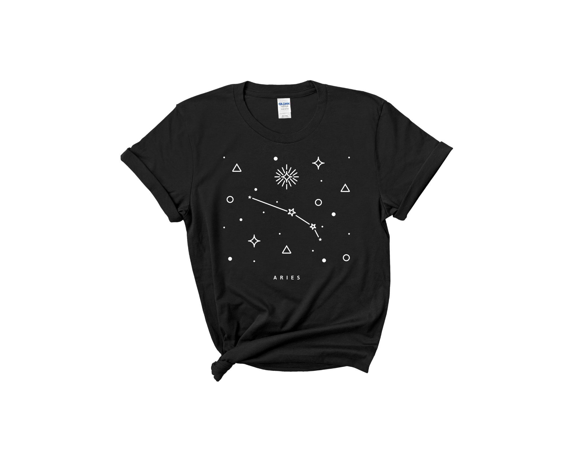 Aries Constellation Tee