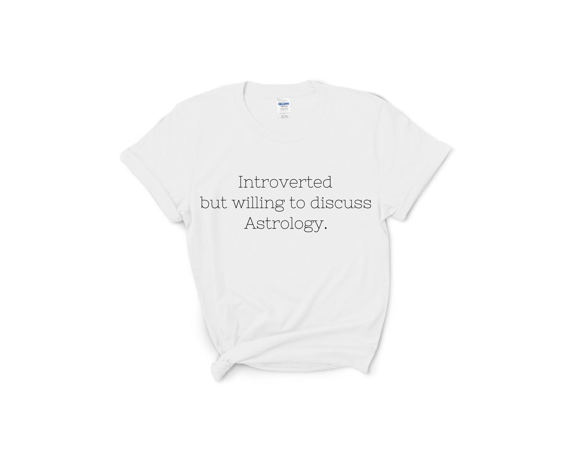 Introverted Tee