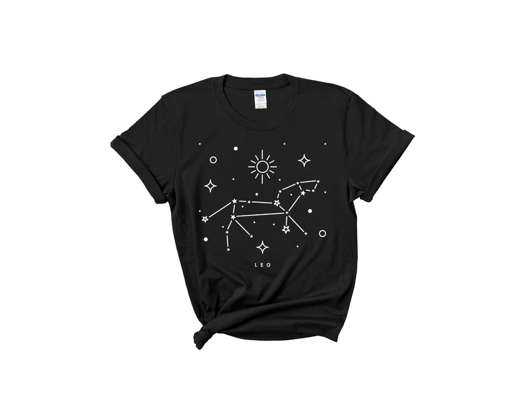 Leo Constellation Tee