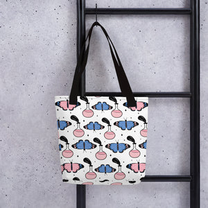 Butterflies & Potions Tote bag