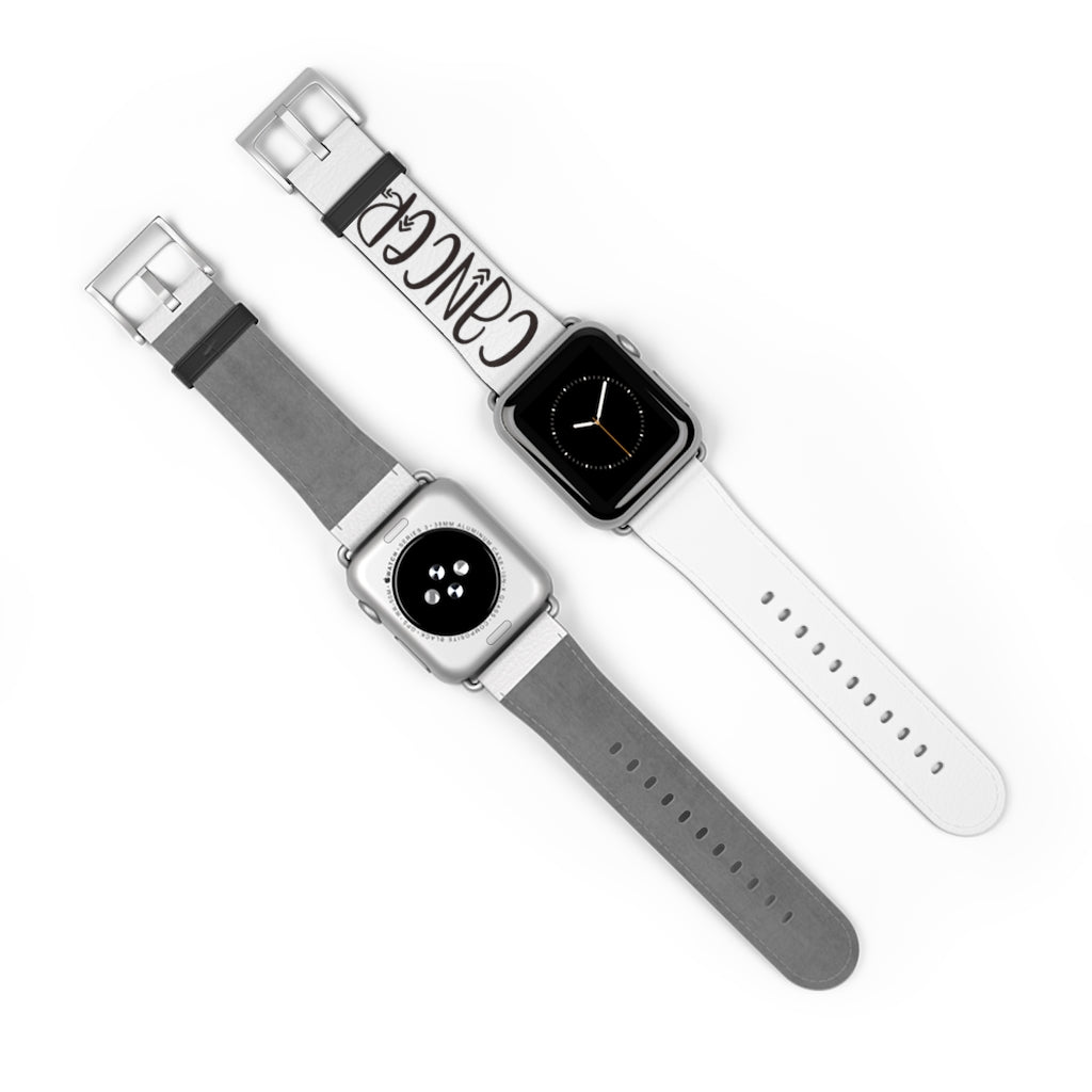 Cancer Apple Watch Band