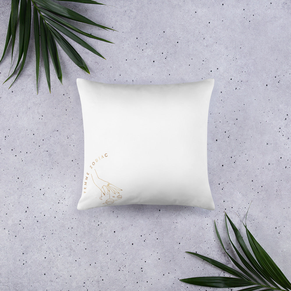 Believe in Yourself Basic Pillow