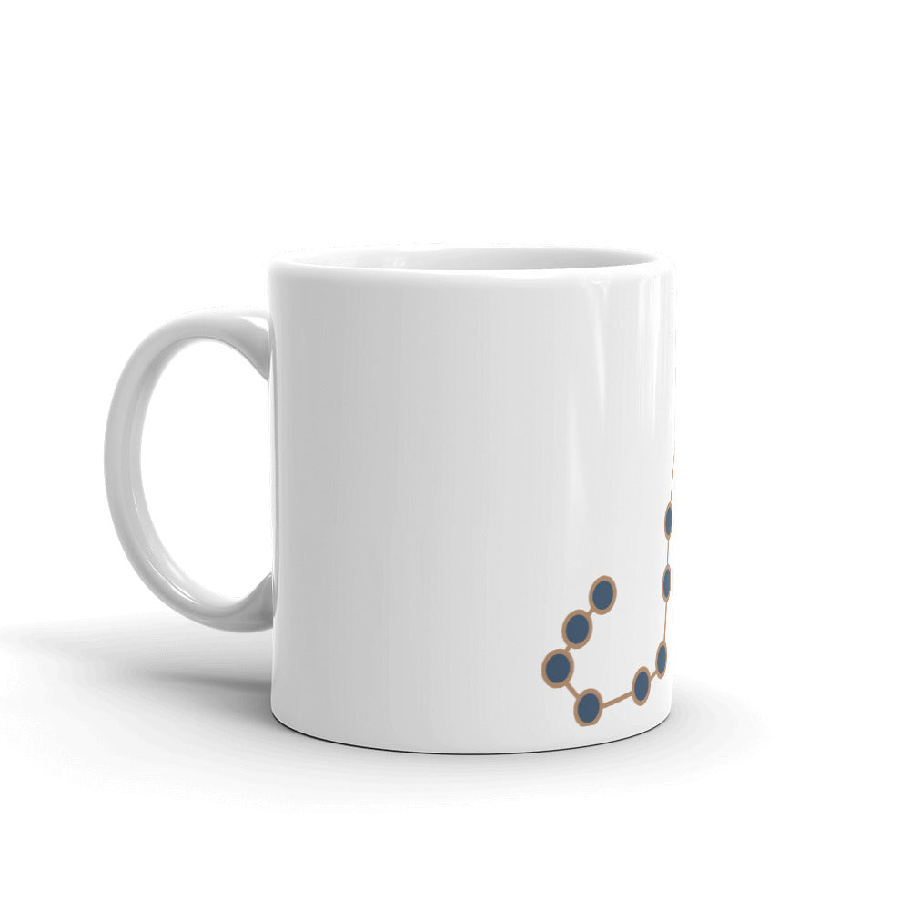Scorpio Constellation Mug