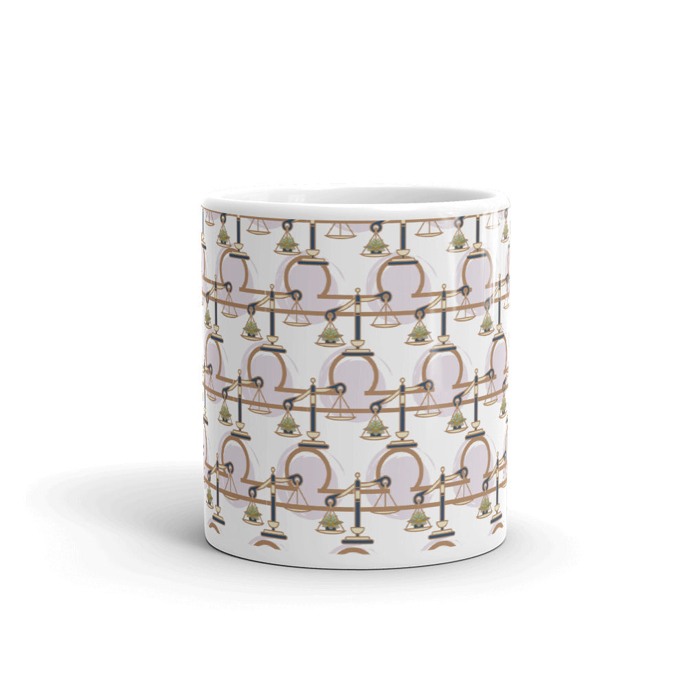 All Around Libra Mug