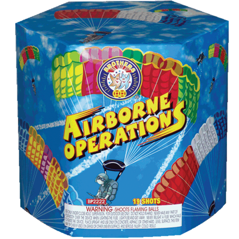 Airborne Operations Case