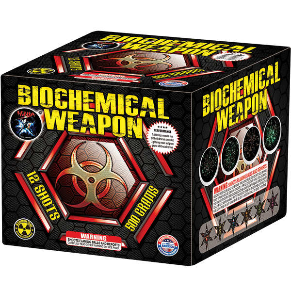 Biochemical Weapons