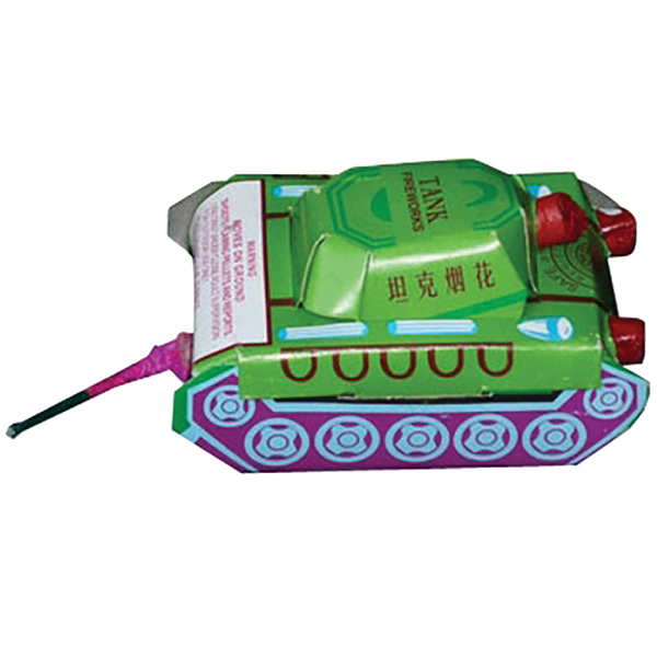 Battle Tank 36/2 Case