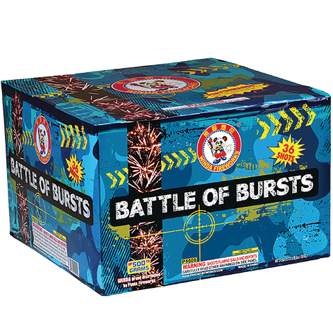 Battle of Bursts Case