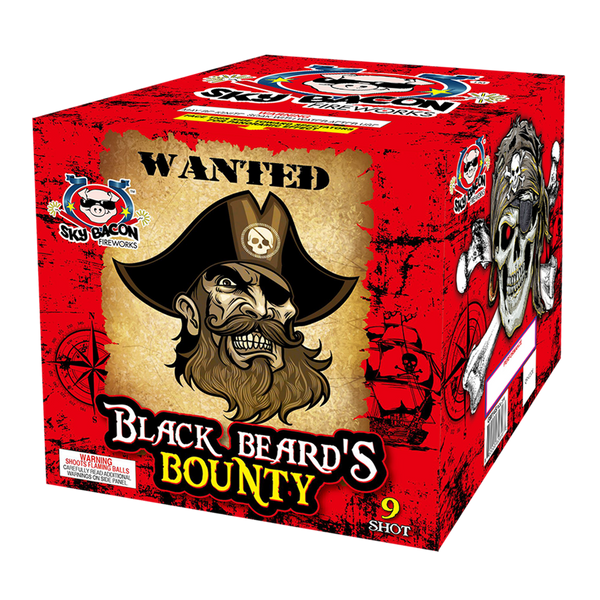 Black Beard's Bounty Case