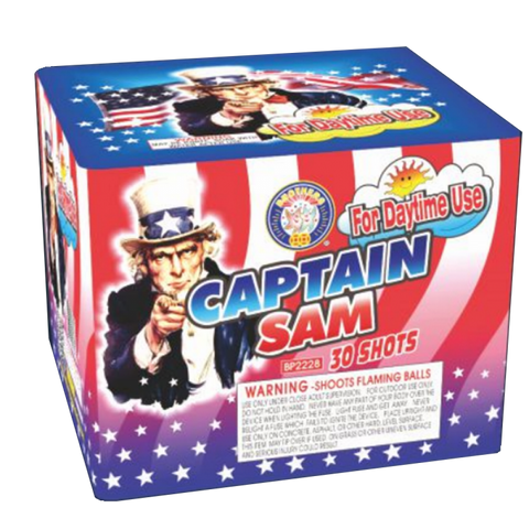 Captain Sam Case