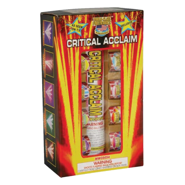 Critical Acclaim Case