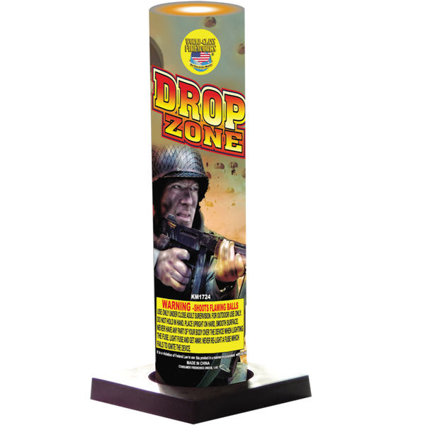 Drop Zone Case
