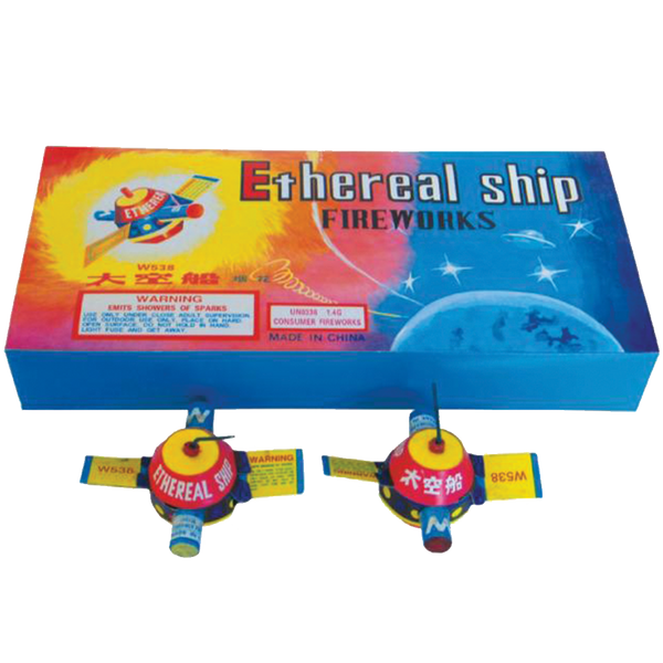 Ethereal Ship Case