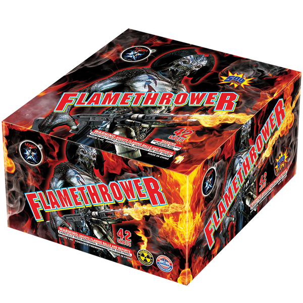 Flame Thrower Case