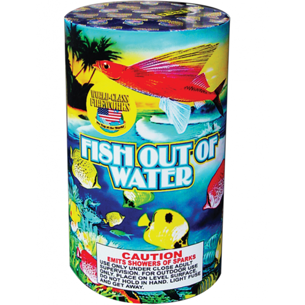 Fish Out of Water Case