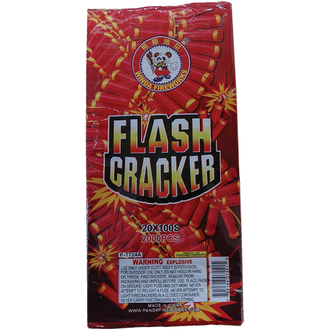 Flash Cracker 100's Case