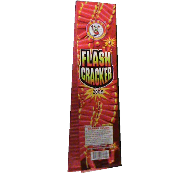 Flash Crackers 200's