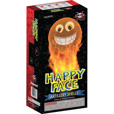 Happy Face Artillery