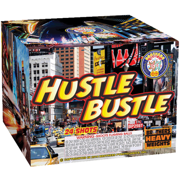 Hustle Bustle Case