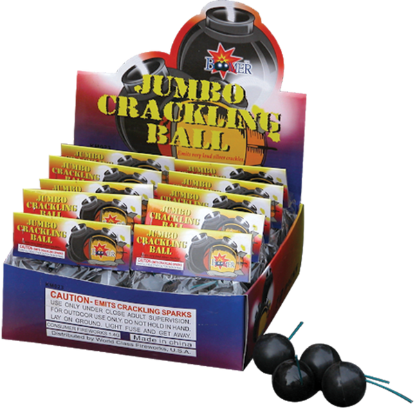 Jumbo Cracking Ball Case