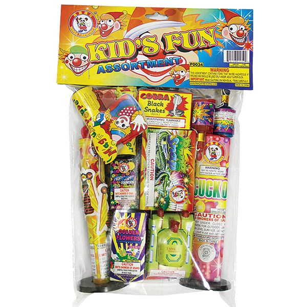 Kid's Fun Assortment Case