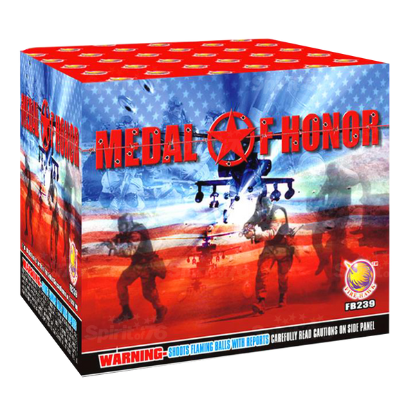 Medal of Honor Case