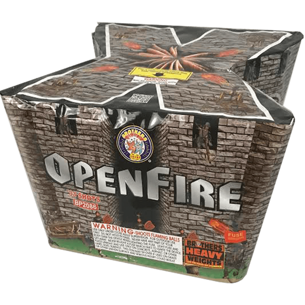 OpenFire (Crossfire) Case
