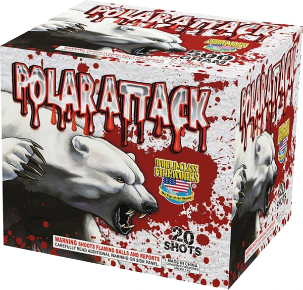 Polar Attack 20 Shots