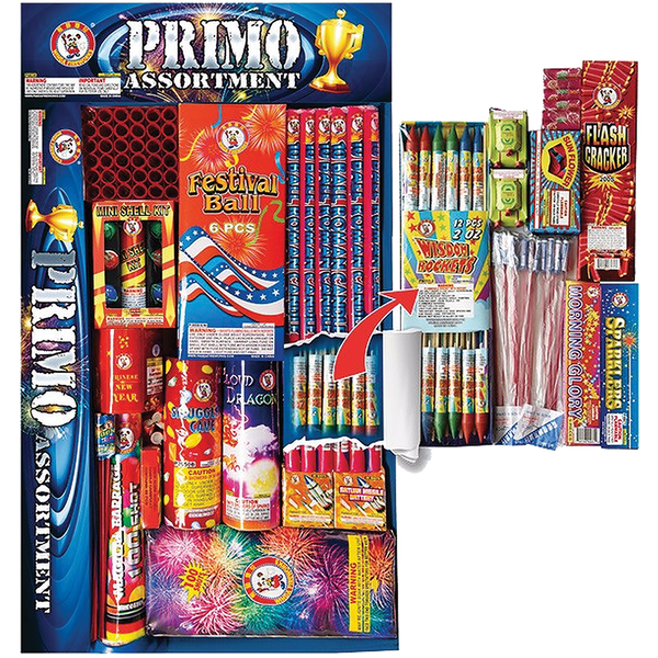 Primo Assortment