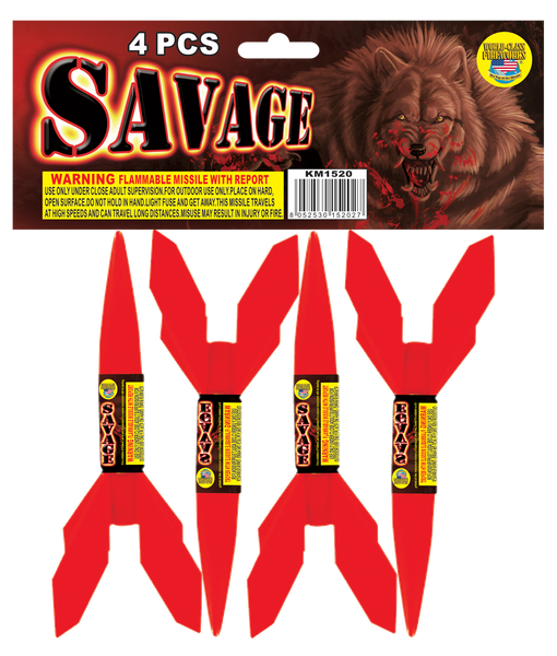 Savage Rockets