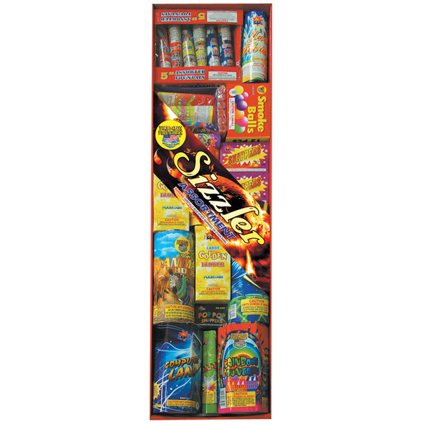 Sizzler S&S Assortment Case