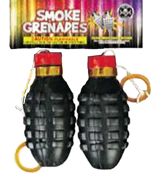 Smoke Grenades Bag