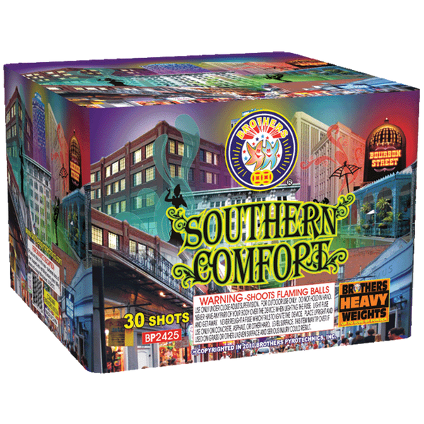 Southern Comfort Case
