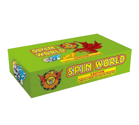 Spin World Box