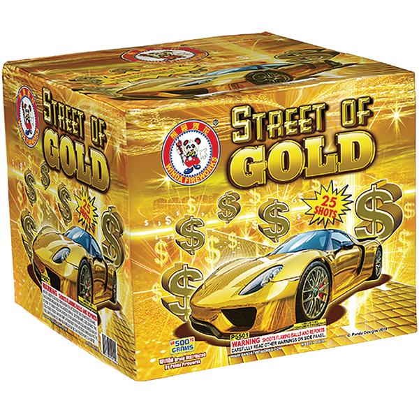 Street of Gold Case