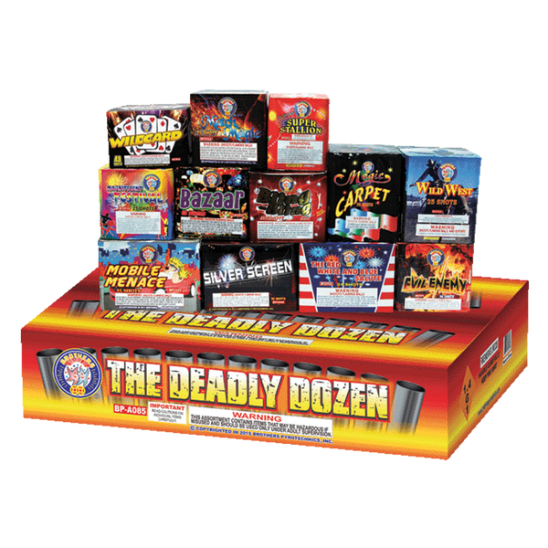 The Deadly Dozen Case