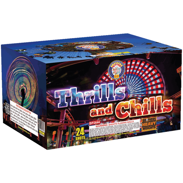 Thrills and Chills Case
