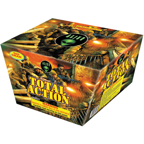 Total Action Case