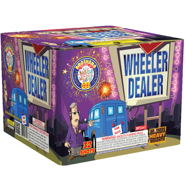 Wheeler Dealer Case