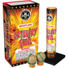 Whistling artillery shells Case